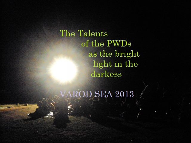 VAROD – SEA 2013 : Children with disabilities shinning with their aesthetic abilities at the VAROD Aesthetic Fiesta 2013