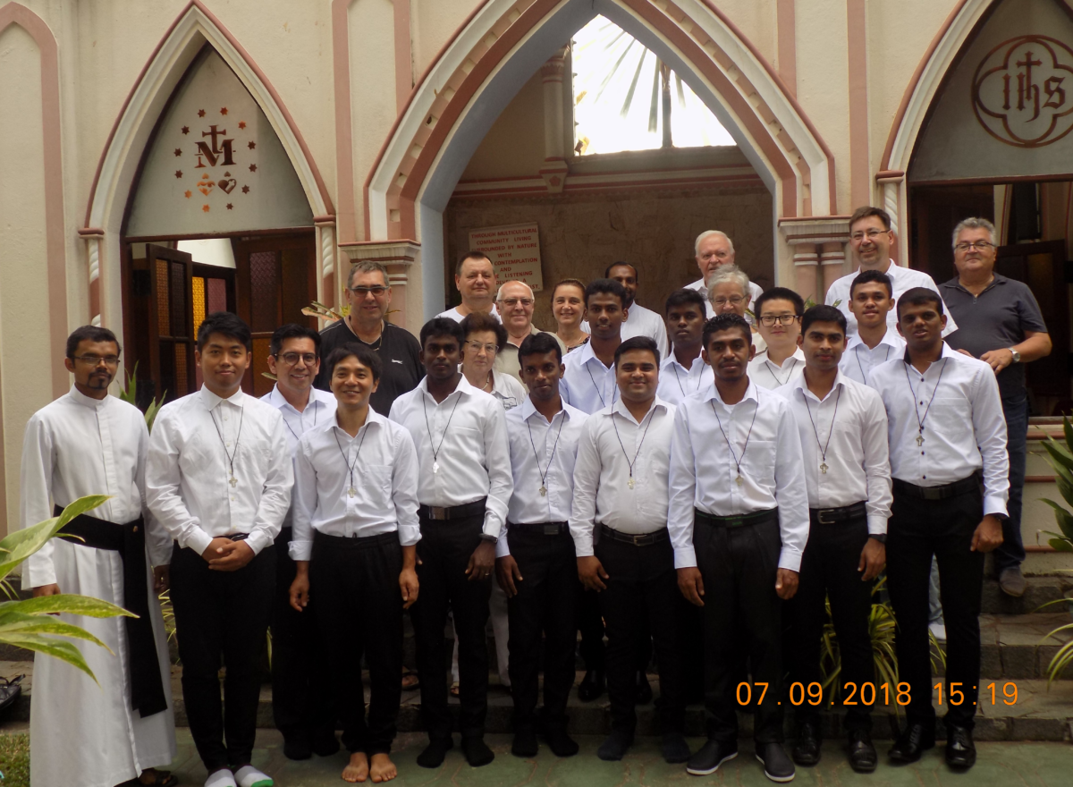 Inter-cultural and Creational Community at the Novitiate