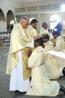 Priestly Ordination and the First Masses